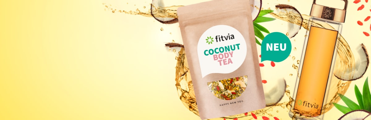 Coconut Body Tea